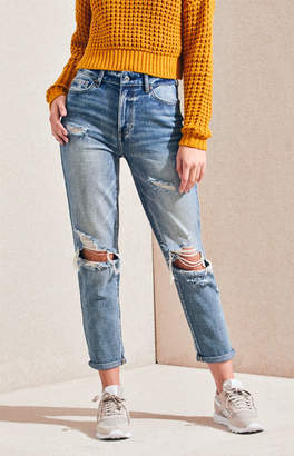 PacSun Best Blue Mom Jeans