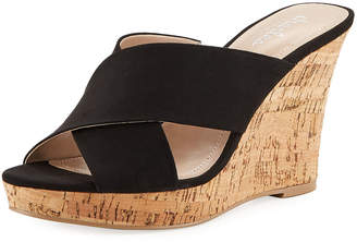a80b048074a6 Charles by Charles David Latrice Crisscross Wedge Sandals