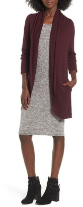 Women's Leith Easy Circle Cardigan $75 thestylecure.com