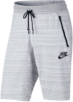 Nike Men's Sportswear Advance 15 Shorts $60 thestylecure.com