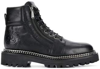 Balmain side zip boots
