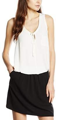 DDP Women's Normal Waist Sleeveless Blouse - - XL