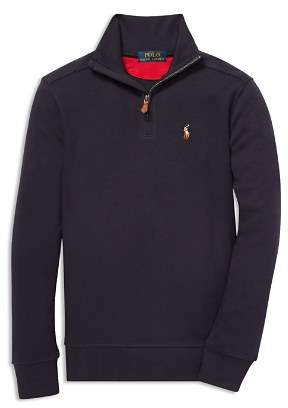 Ralph Lauren Boys' Half-Zip Sweater - Big Kid