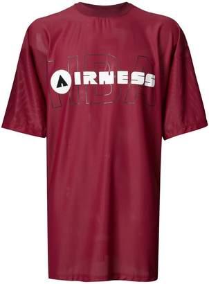 Hood by Air Irness print T-shirt