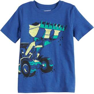 Boys 4-10 Jumping Beans Front Loader Graphic Tee