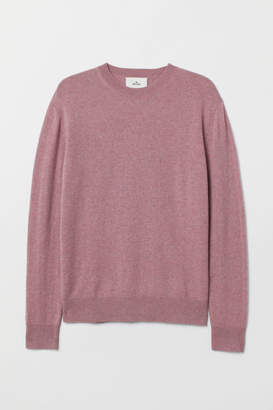 H&M Cashmere Sweater - Pink