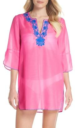 Lilly Pulitzer R) Piet Cover-Up