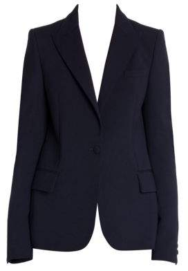 Stella McCartney Japanese Tailoring One Button Blazer