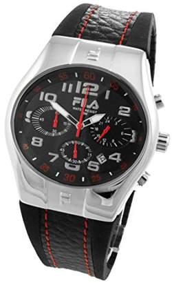 Fila Men's Quartz Watch 732327 with Rubber Strap