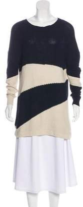 Boy By Band Of Outsiders Striped Oversize Sweater