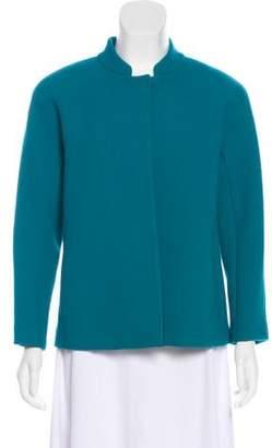 Lafayette 148 Virgin Wool Long Sleeve Blazer