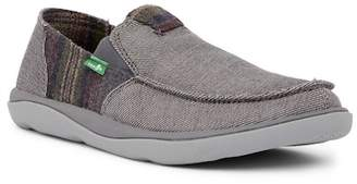 Sanuk Tripper Denim Slip-On Sneaker