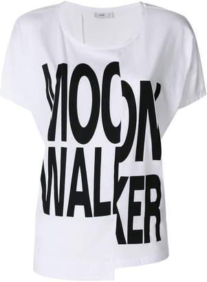 Closed Moon Walker print T-shirt