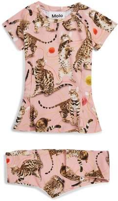 Molo Tara Cat Pyjamas