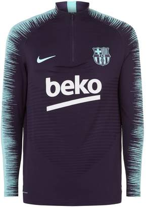 Nike Barcelona VaporKnit Strike Drill Top