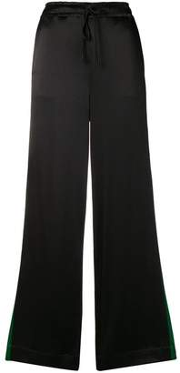 Frame colour block track pants