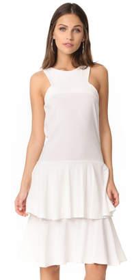MLM LABEL Aries Tier Dress $265 thestylecure.com