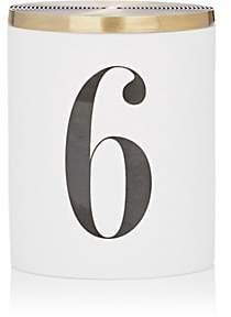 L'OBJET Jasmin d'Inde Candle No. 6-Black And White
