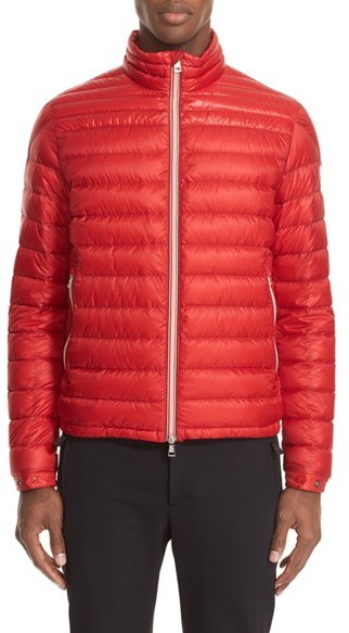 Men's Moncler Daniel Channel Quilted Down Jacket 2