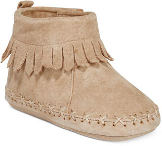 Robeez Cozy Ankle Moccasins, Baby Girls & Baby Boys