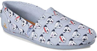 Skechers Bobs Plush Pup Culture Slip-On - Women's
