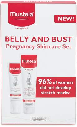 Mustela R) Belly and Bust: Pregnancy Skincare Set