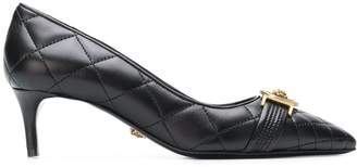Versace quilted Icon pumps