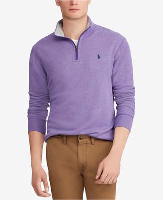 Polo Ralph Lauren Men Jersey Half-Zip Pullover
