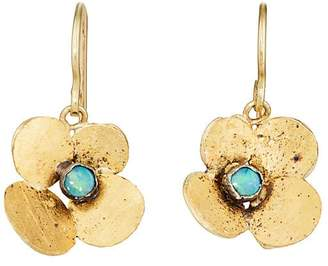 Judy Geib Women's Hydrangea Drop Earrings
