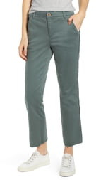 Wit & Wisdom High Rise Kick Flare Chinos