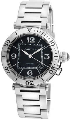 Cartier Heritage  Men's Pasha Seatimer Watch
