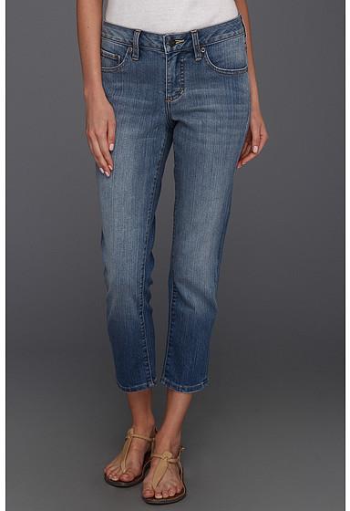 Jag Jeans Reggie Slim Crop in Lazy Blue