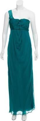 Valentino Silk Sleeveless Gown