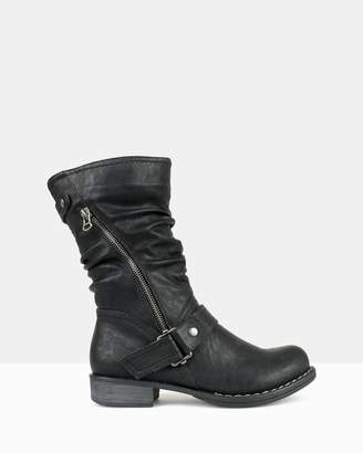 betts Carnage Military Boots