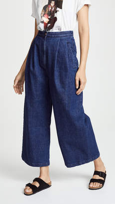 Tortoise Lucy High Rise Baggy Trouser Jeans