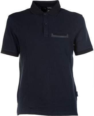 Armani Collezioni Circle Logo Polo Shirt