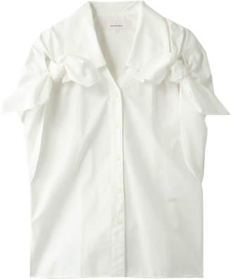 AKIRA NAKA (アキラ ナカ) - アキラナカ デザインスリーブ コットンシャツ