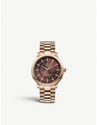 Vivienne Westwood VV196RSRS rose gold-toned watch