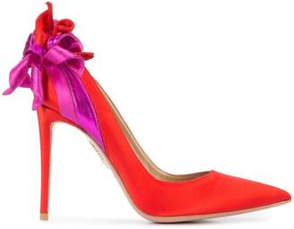 Aquazzura Fire 105 pumps