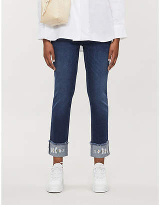 Ted Baker Pralina skinny mid-rise jeans