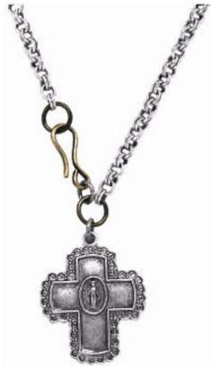 Luca + Danni Miraculous Cross Necklace