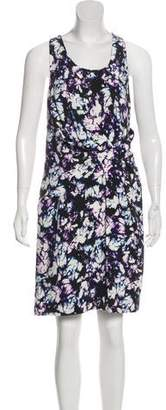 Alexander Wang Printed Knee-Length Dress