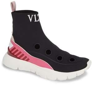 Valentino Heroes High Top Sneaker