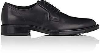Tod's Men's Leather Bluchers - Black