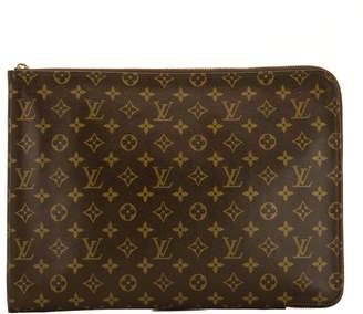 Louis Vuitton Monogram Porte Documents Pegase Briefcase (4106026)