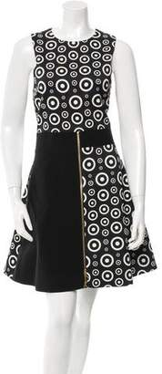 Fausto Puglisi Printed Scoop Neck w/ Tags