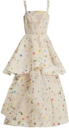Rosie Assoulin Double Entendre silk-organza gown