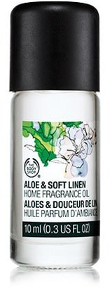 The Body Shop Aloe & Soft Linen Home Fragrance Oil