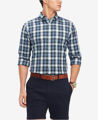 Tommy Hilfiger Men Mullins Classic Fit Plaid Shirt