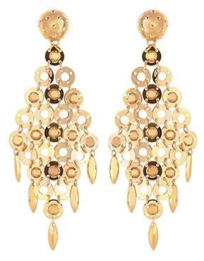 Prada Brass earrings